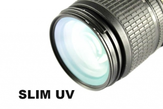 UV filtr Slim GreenL 62mm