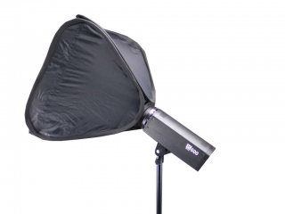 Easy softbox 60x60cm Bowens